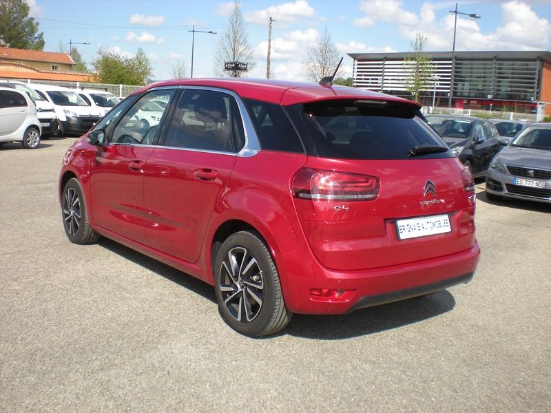 Photo 4 de l'offre de CITROEN C4 PICASSO BLUEHDI 120CH FEEL S&S à 17900€ chez Brignais automobiles