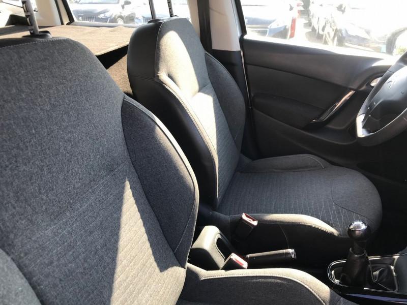 Photo 8 de l'offre de CITROEN C3 STE 1.6 BLUEHDI 75 CONFORT à 5990€ chez Brignais automobiles