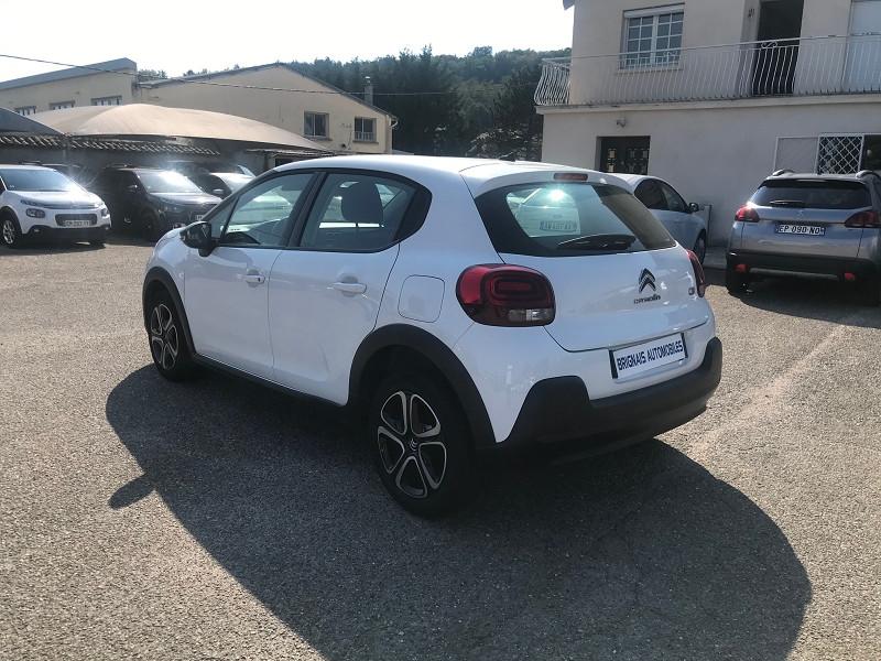 Photo 4 de l'offre de CITROEN C3 STE 1.6 BLUEHDI 75CH S&S FEEL NAV à 8900€ chez Brignais automobiles