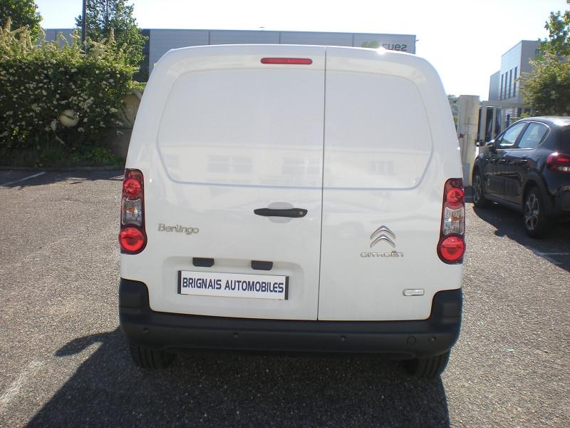 Photo 5 de l'offre de CITROEN BERLINGO M ELECTRIC CLUB à 15900€ chez Brignais automobiles