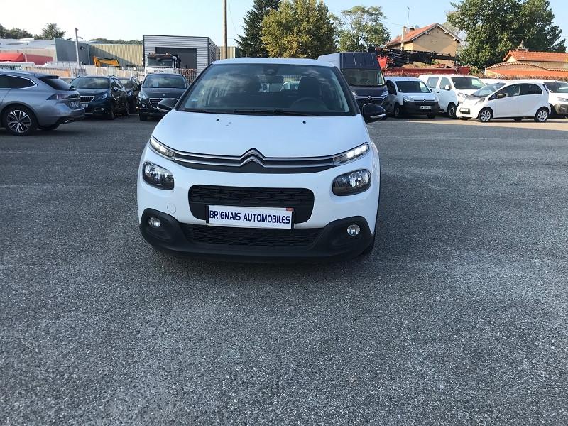 Photo 2 de l'offre de CITROEN C3 BLUEHDI 75CH FEEL BUSINESS S&S à 11900€ chez Brignais automobiles