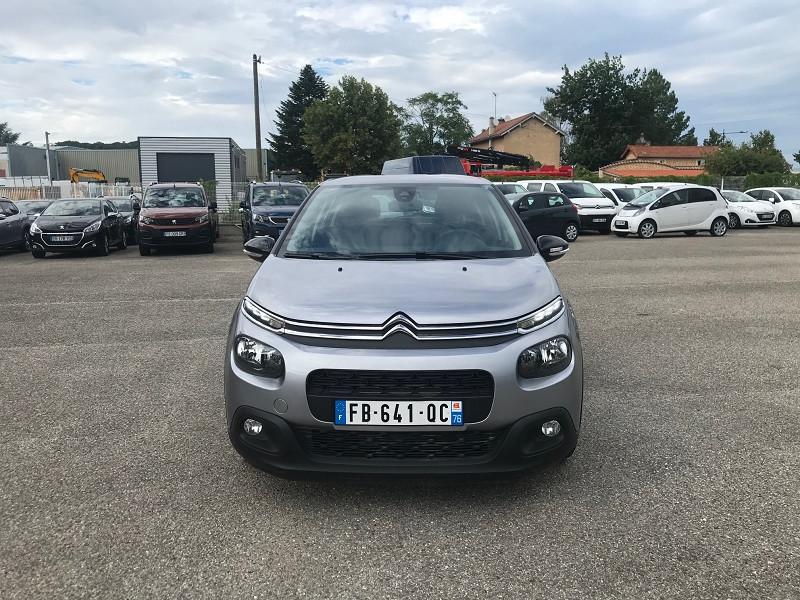 Photo 2 de l'offre de CITROEN C3 BLUEHDI 100CH FEEL S&S E6.D-TEMP à 14500€ chez Brignais automobiles