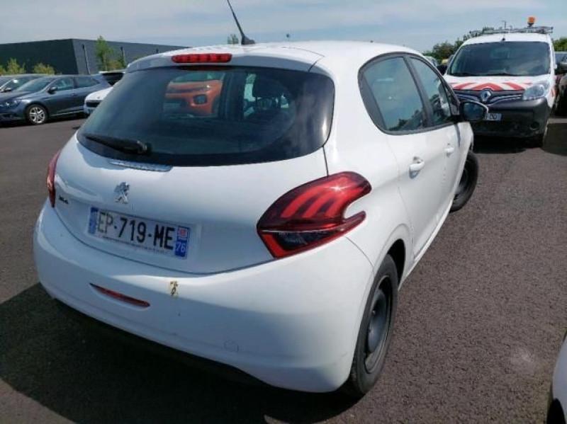Photo 4 de l'offre de PEUGEOT 208 AFFAIRE 1.6 BLUEHDI 100CH PREMIUM PACK à 6500€ chez Brignais automobiles