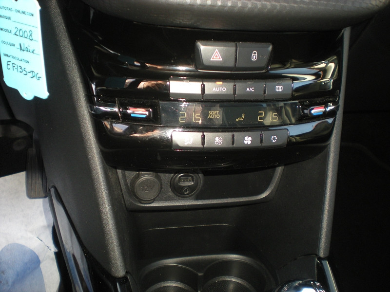 Photo 15 de l'offre de PEUGEOT 2008 1.6 BLUEHDI 100CH ALLURE BUSINESS S&S ETG6 à 11400€ chez Brignais automobiles