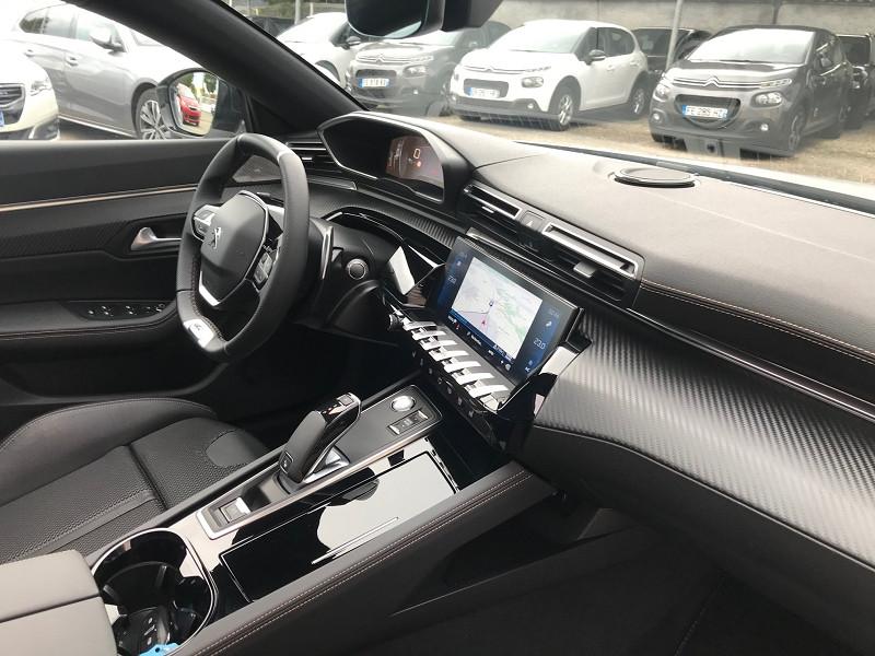 Photo 7 de l'offre de PEUGEOT 508 BLUEHDI 180CH S&S GT LINE EAT8 à 36900€ chez Brignais automobiles