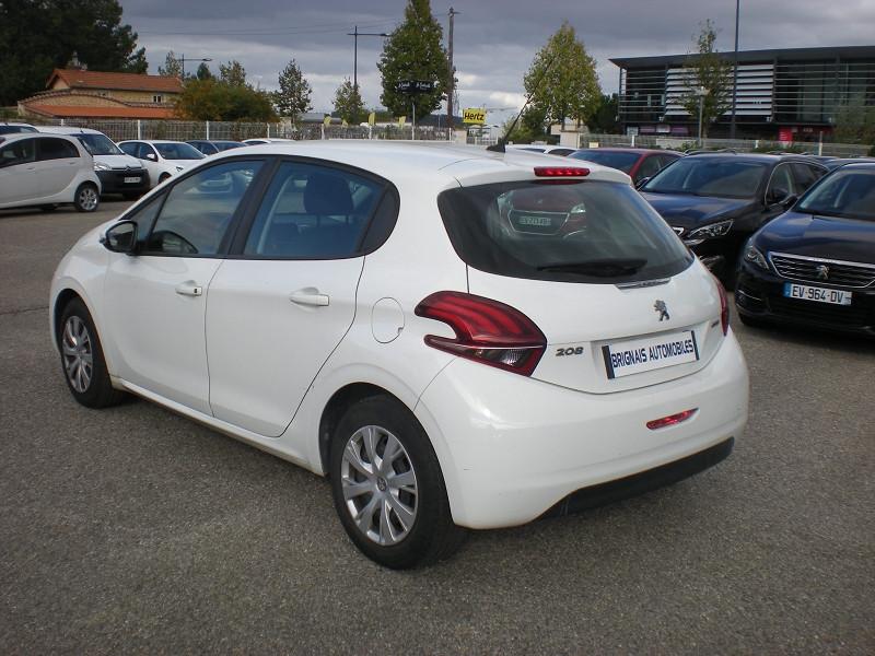 Photo 4 de l'offre de PEUGEOT 208 AFFAIRE 1.6 BLUEHDI 100CH PACK CLIM NAV 5P à 8900€ chez Brignais automobiles