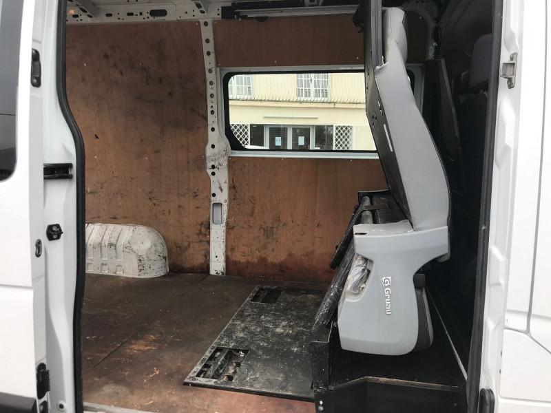 Photo 11 de l'offre de RENAULT MASTER III FG F3500 L2H2 2.3 DCI 110CH CABINE APPROFONDIE GRAND CONFORT EURO6 à 15900€ chez Brignais automobiles