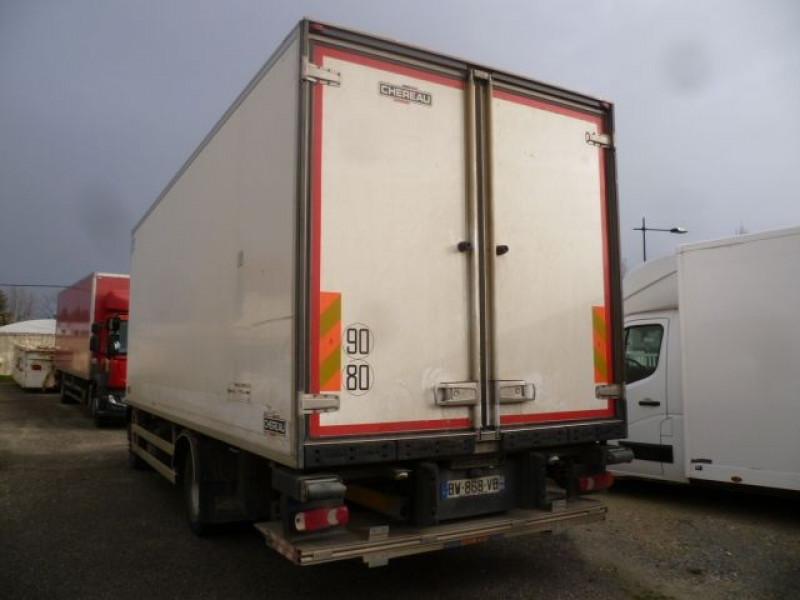 Photo 4 de l'offre de DAF FA LF 55.220 E15 CAISSE FRIGO BI-TEMPERATURE + HAYON à 23400€ chez Brignais automobiles