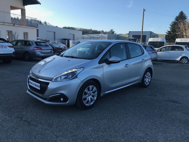 Photo 3 de l'offre de PEUGEOT 208 1.6 BLUEHDI 75CH ACTIVE 5P à 11900€ chez Brignais automobiles