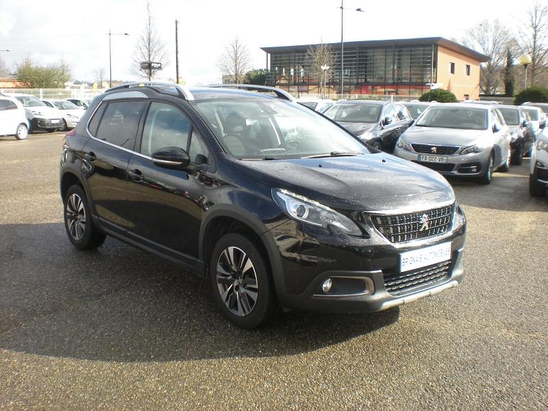 Peugeot 2008 1.6 BLUEHDI 100CH ALLURE BUSINESS S&S Diesel NOIR Occasion à vendre
