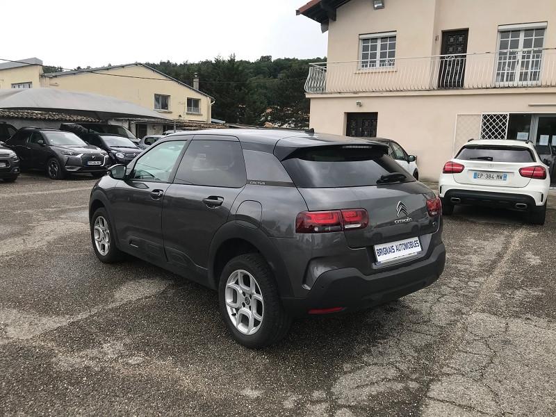 Photo 4 de l'offre de CITROEN C4 CACTUS PURETECH 110CH S&S FEEL BUSINESS à 14900€ chez Brignais automobiles