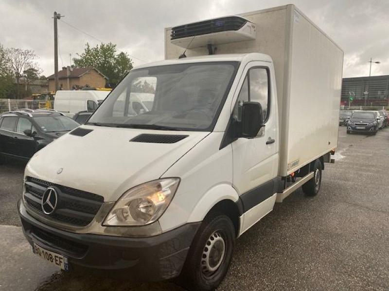 Mercedes-Benz SPRINTER CCB 315 37 CAISSE FRIGO LAMBERET + GROUPE CARRIER Diesel BLANC Occasion à vendre