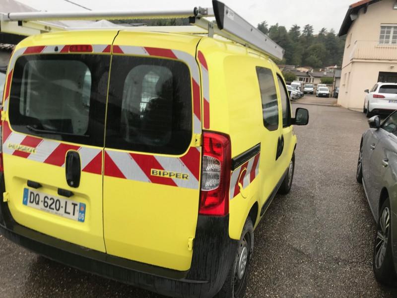 Photo 4 de l'offre de PEUGEOT BIPPER 117 L1 1.3 HDI 75CH PACK CD CLIM à 7900€ chez Brignais automobiles