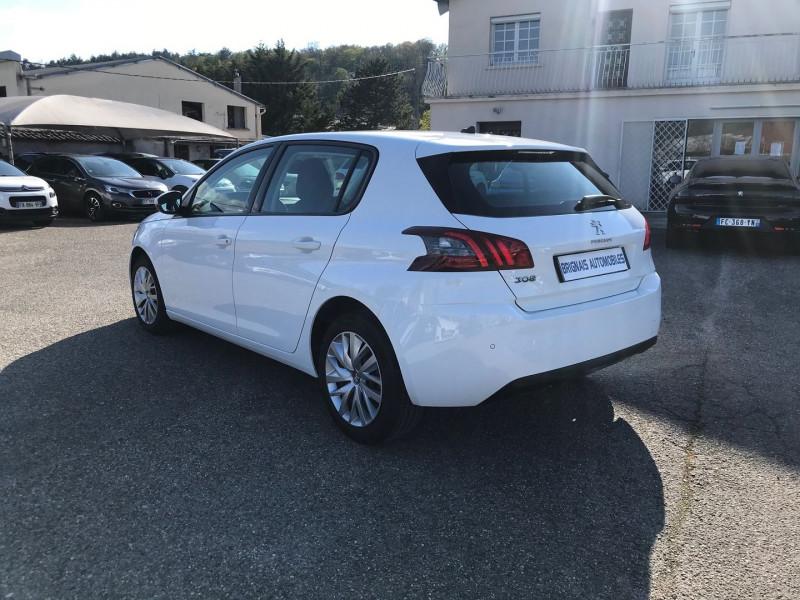 Photo 4 de l'offre de PEUGEOT 308 AFFAIRE 1.6 BLUEHDI 100CH S&S PREMIUM PACK à 9900€ chez Brignais automobiles