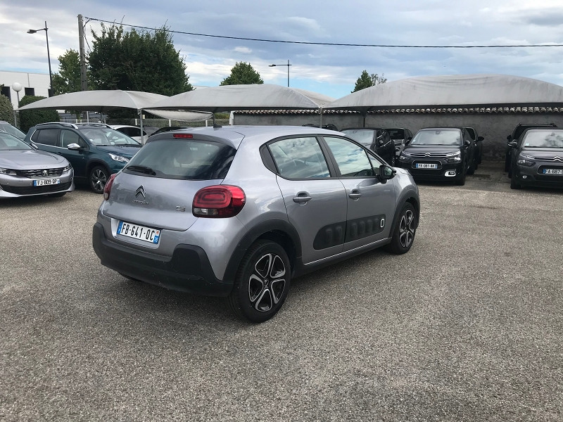 Photo 6 de l'offre de CITROEN C3 BLUEHDI 100CH FEEL S&S E6.D-TEMP à 14500€ chez Brignais automobiles