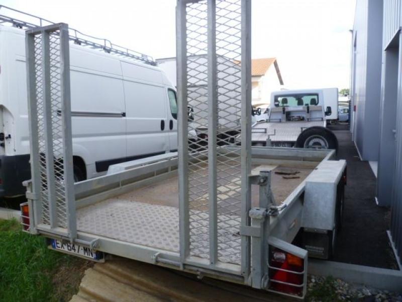 Photo 3 de l'offre de CHAUVEAU MECANO REMORQUE PORTE-MATERIEL PM35RP35 à 7080€ chez Brignais automobiles