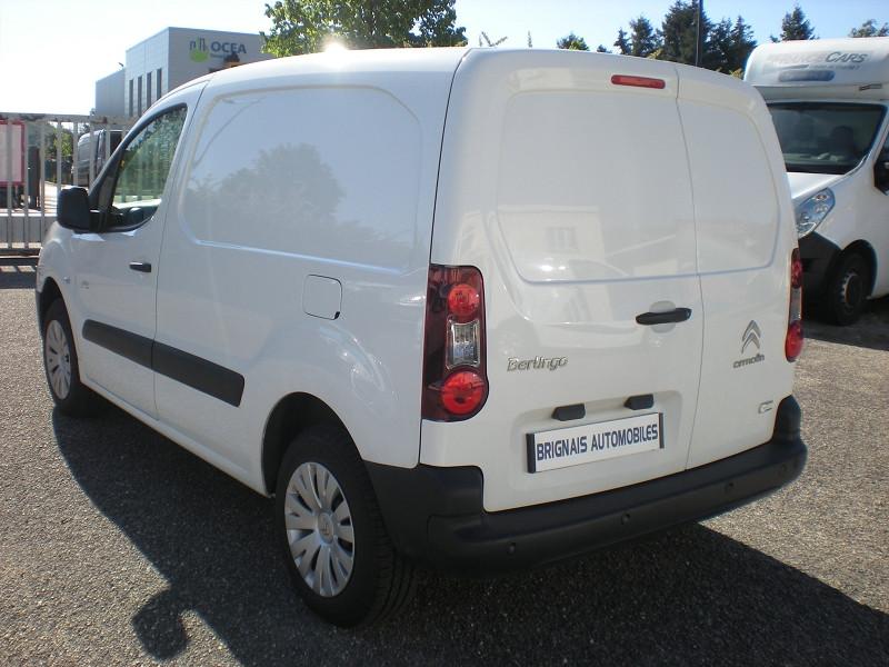 Photo 4 de l'offre de CITROEN BERLINGO M ELECTRIC CLUB à 15900€ chez Brignais automobiles