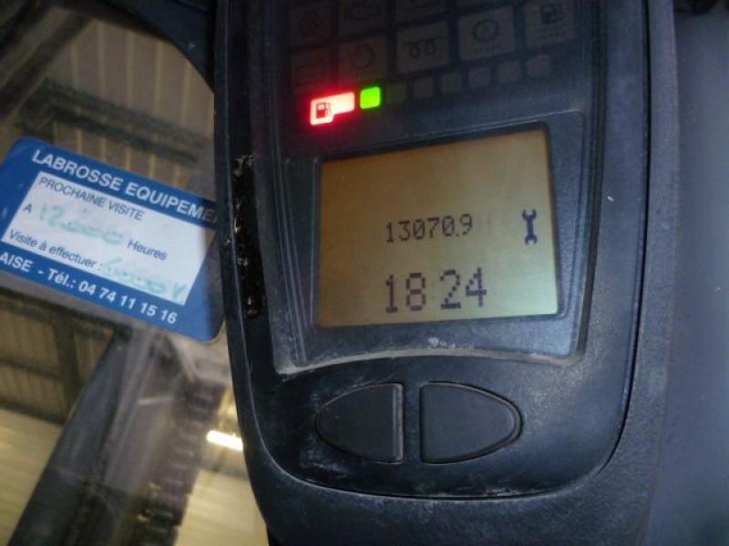 Photo 5 de l'offre de FENWICK CHARIOT FRONTAL DIESEL H45D à 17000€ chez Brignais automobiles