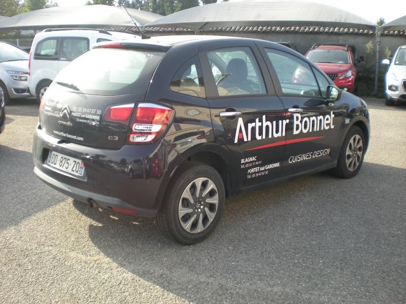 Photo 6 de l'offre de CITROEN C3 STE HDI 70 CLUB ENTREPRISE à 7800€ chez Brignais automobiles