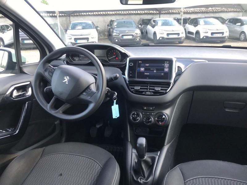 Photo 10 de l'offre de PEUGEOT 208 1.6 BLUEHDI 75CH ACTIVE 5P à 8900€ chez Brignais automobiles