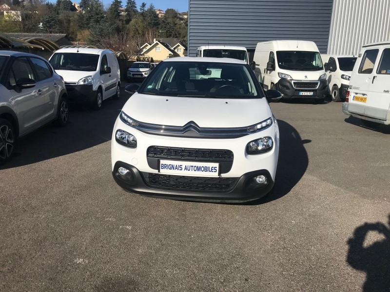 Photo 2 de l'offre de CITROEN C3 STE 1.6 BLUEHDI 75CH S&S FEEL NAV à 9900€ chez Brignais automobiles