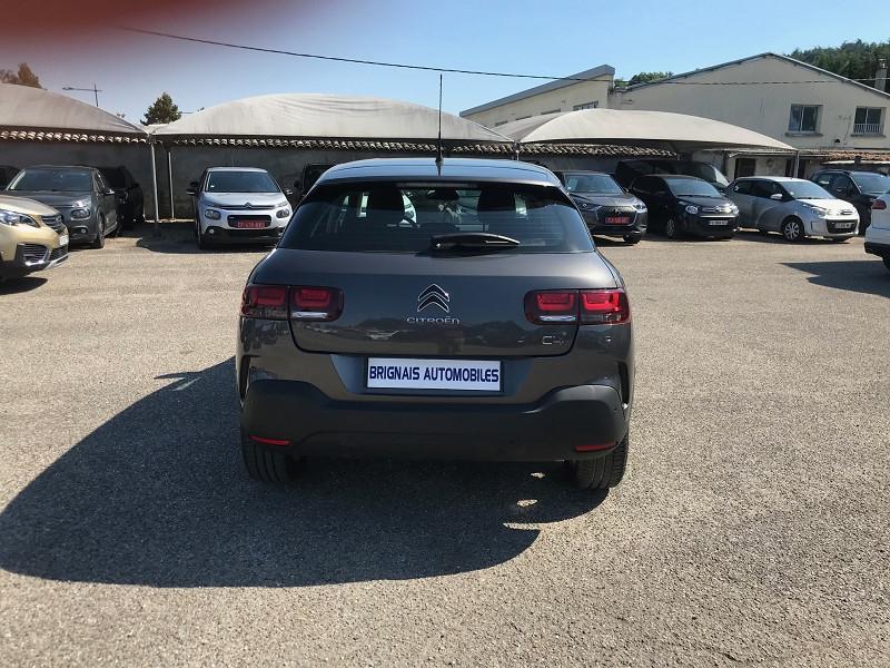 Photo 5 de l'offre de CITROEN C4 CACTUS BLUEHDI 100CH S&S FEEL E6.D-TEMP à 14900€ chez Brignais automobiles