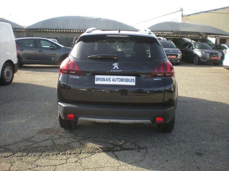 Photo 5 de l'offre de PEUGEOT 2008 1.6 BLUEHDI 100CH ALLURE BUSINESS S&S ETG6 à 11400€ chez Brignais automobiles