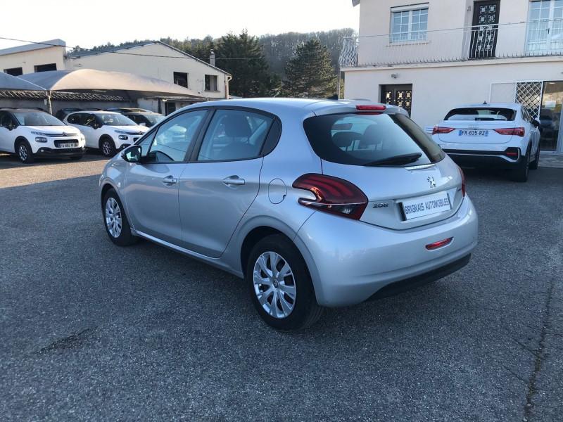 Photo 4 de l'offre de PEUGEOT 208 1.6 BLUEHDI 75CH ACTIVE 5P à 11900€ chez Brignais automobiles