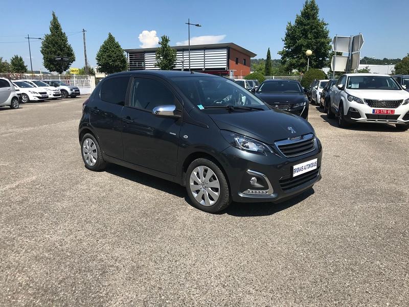 Peugeot 108 VTI 72 STYLE 5P Essence GRIS F Occasion à vendre