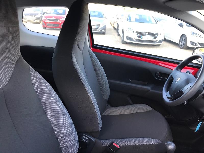 Photo 8 de l'offre de PEUGEOT 108 VTI 72 LIKE S&S 85G 3P à 10200€ chez Brignais automobiles