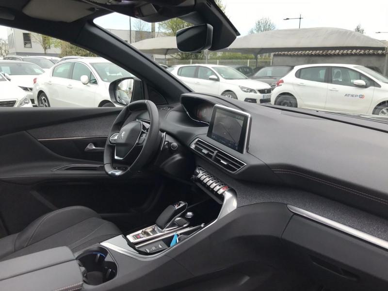 Photo 7 de l'offre de PEUGEOT 3008 HYBRID 225CH GT LINE E-EAT8 10CV à 38900€ chez Brignais automobiles