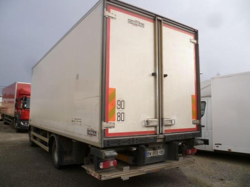 Photo 6 de l'offre de DAF FA LF 55.220 E15 CAISSE FRIGO BI-TEMPERATURE + HAYON à 23400€ chez Brignais automobiles