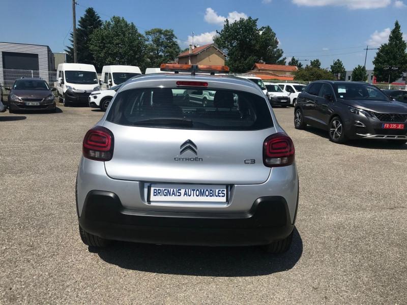 Photo 5 de l'offre de CITROEN C3 STE 1.6 BLUEHDI 75CH S&S FEEL NAV à 8900€ chez Brignais automobiles