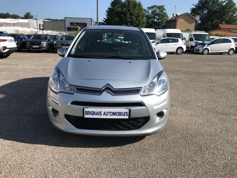 Photo 3 de l'offre de CITROEN C3 STE 1.6 BLUEHDI 75 CONFORT à 5990€ chez Brignais automobiles