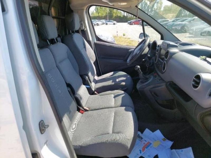 Photo 6 de l'offre de CITROEN BERLINGO M 1.6 BLUEHDI 75 BUSINESS à 9900€ chez Brignais automobiles