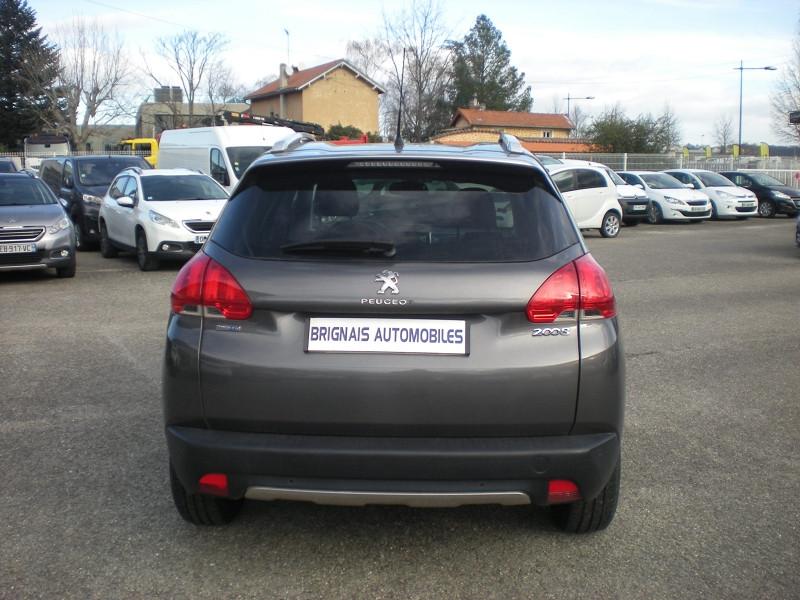 Photo 5 de l'offre de PEUGEOT 2008 1.6 BLUEHDI 100CH  BUSINESS PACK à 10900€ chez Brignais automobiles