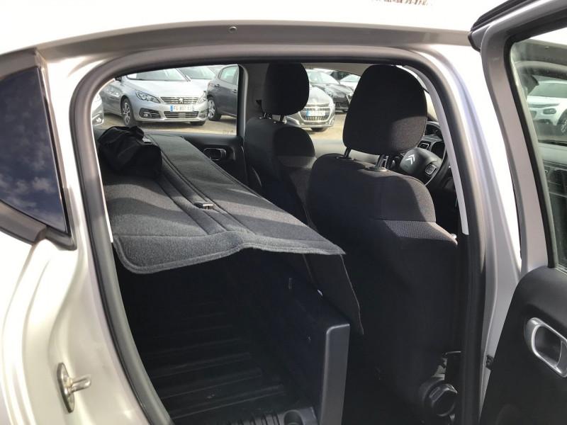Photo 9 de l'offre de CITROEN C3 STE 1.6 BLUEHDI 75CH S&S FEEL NAV à 9400€ chez Brignais automobiles