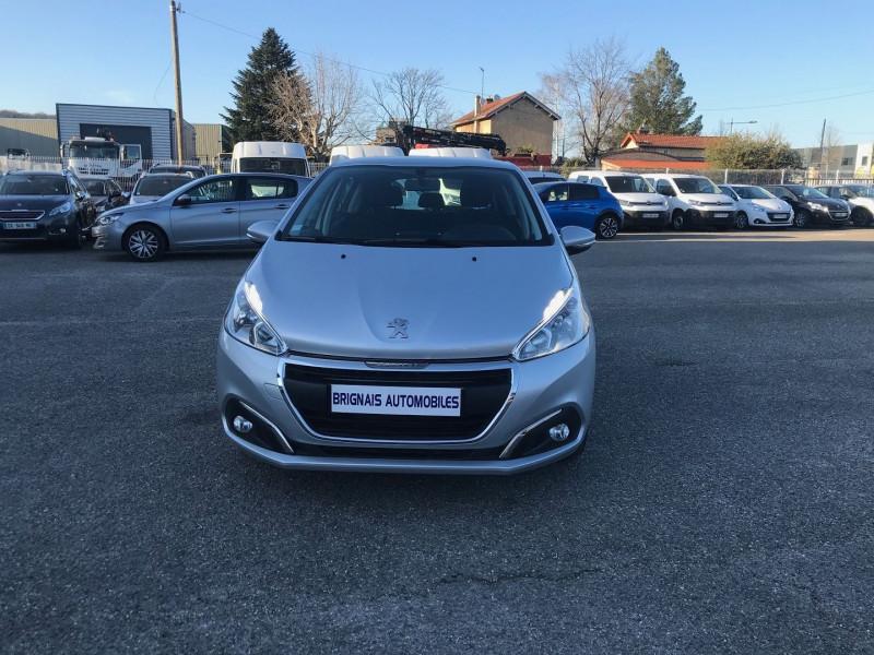 Photo 2 de l'offre de PEUGEOT 208 1.6 BLUEHDI 75CH ACTIVE 5P à 11900€ chez Brignais automobiles