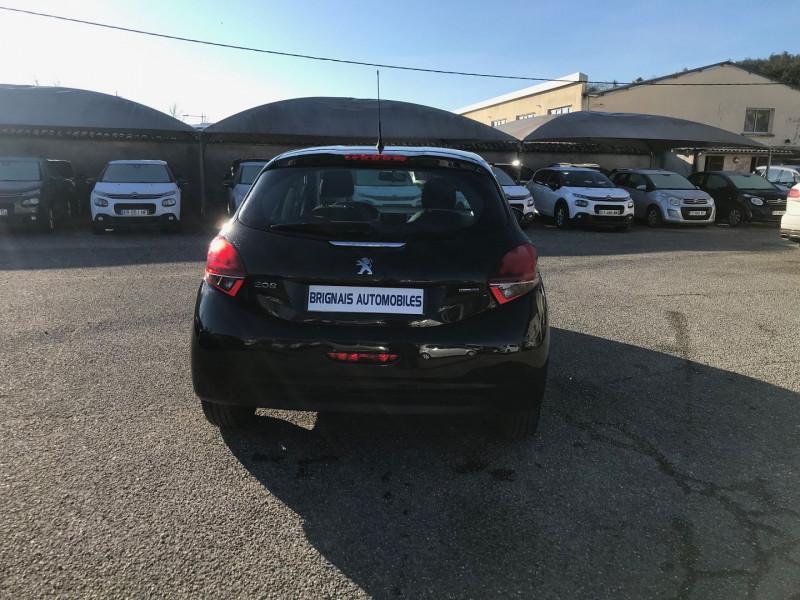 Photo 5 de l'offre de PEUGEOT 208 AFFAIRE 1.6 BLUEHDI 75CH PREMIUM à 7900€ chez Brignais automobiles