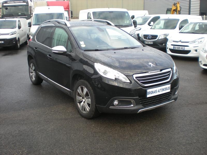 Peugeot 2008 1.6 BLUEHDI 100CH BUSINESS PACK BVM5 Diesel NOIR Occasion à vendre