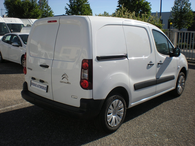 Photo 6 de l'offre de CITROEN BERLINGO M ELECTRIC CLUB à 15900€ chez Brignais automobiles