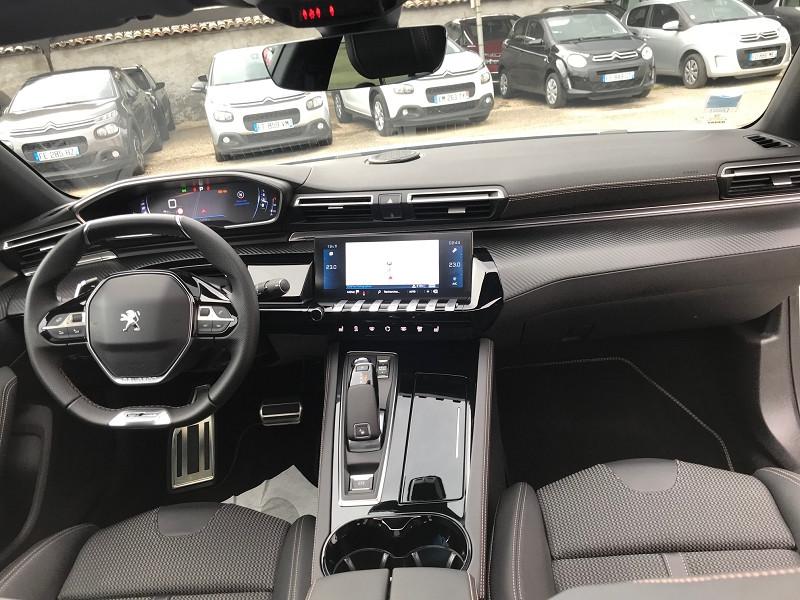 Photo 10 de l'offre de PEUGEOT 508 BLUEHDI 180CH S&S GT LINE EAT8 à 36900€ chez Brignais automobiles