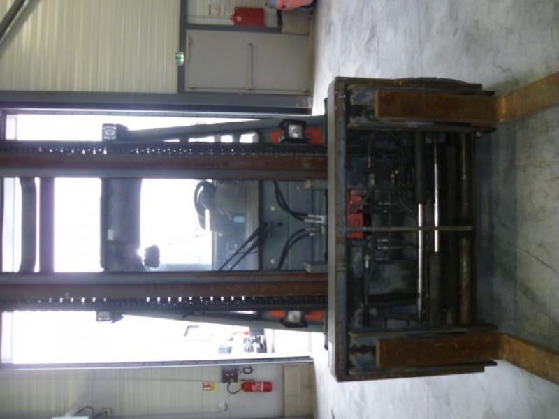Photo 6 de l'offre de FENWICK CHARIOT FRONTAL DIESEL H45D à 17000€ chez Brignais automobiles