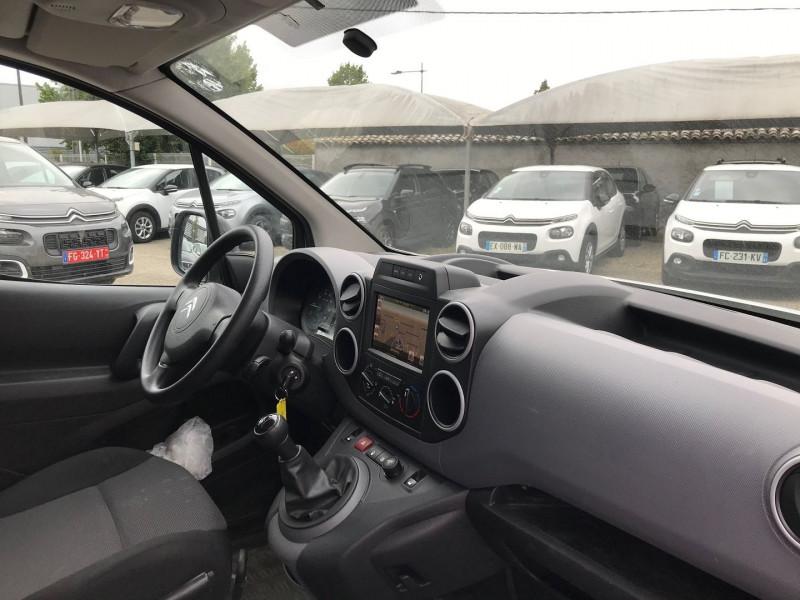 Photo 7 de l'offre de CITROEN BERLINGO M 1.6 BLUEHDI 100 S&S BUSINESS à 14400€ chez Brignais automobiles