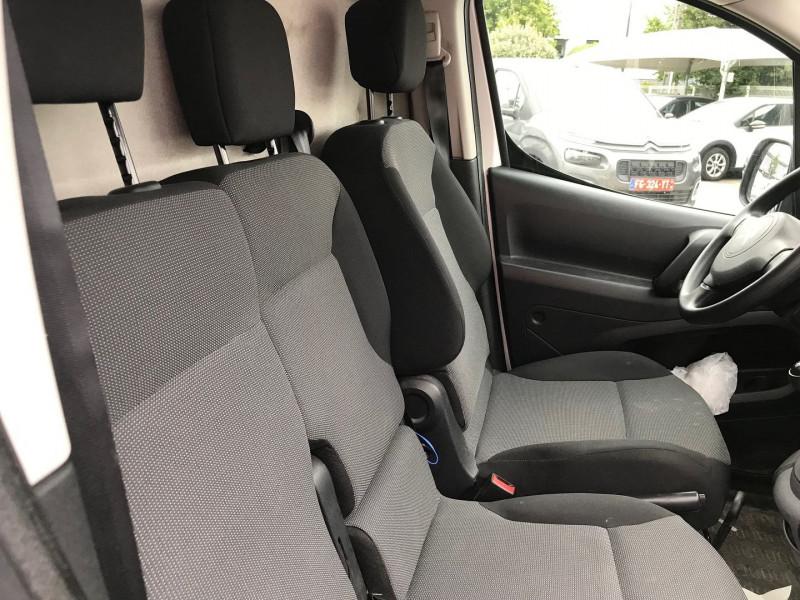 Photo 8 de l'offre de CITROEN BERLINGO M 1.6 BLUEHDI 100 S&S BUSINESS à 14400€ chez Brignais automobiles