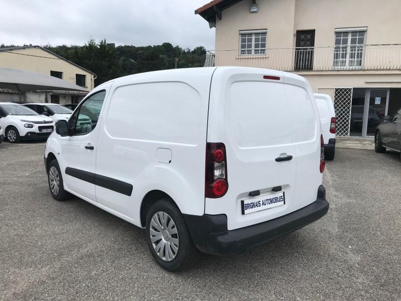 Photo 4 de l'offre de CITROEN BERLINGO M 1.6 BLUEHDI 100 S&S BUSINESS à 14400€ chez Brignais automobiles