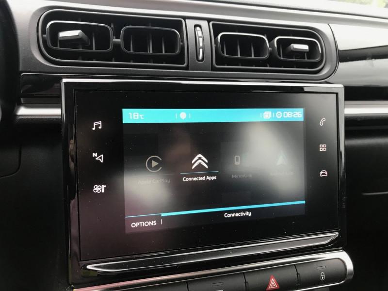 Photo 11 de l'offre de CITROEN C3 STE 1.6 BLUEHDI 100CH S&S FEEL NAV E6.D-TEMP à 10500€ chez Brignais automobiles