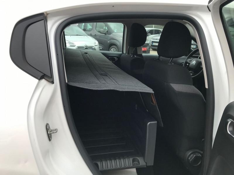 Photo 9 de l'offre de CITROEN C3 STE 1.6 BLUEHDI 100CH S&S FEEL NAV E6.D-TEMP à 10500€ chez Brignais automobiles