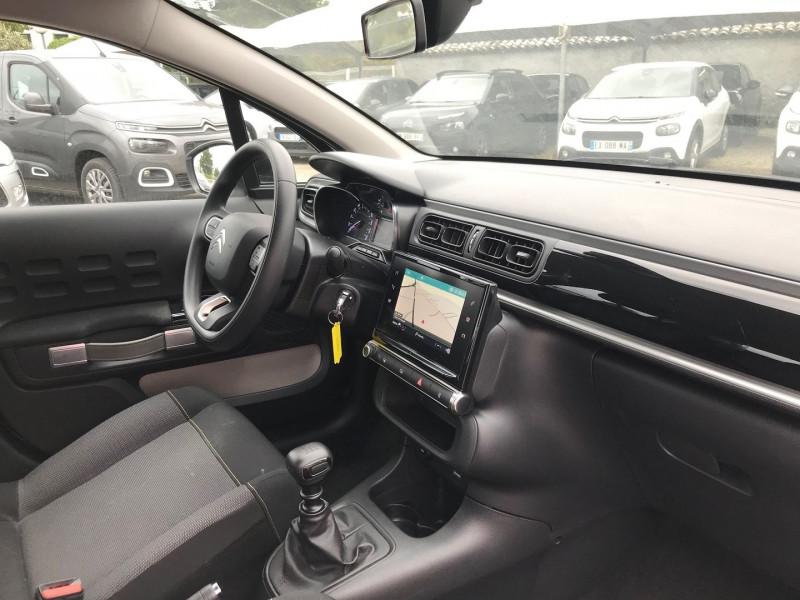 Photo 7 de l'offre de CITROEN C3 STE 1.6 BLUEHDI 100CH S&S FEEL NAV E6.D-TEMP à 10500€ chez Brignais automobiles