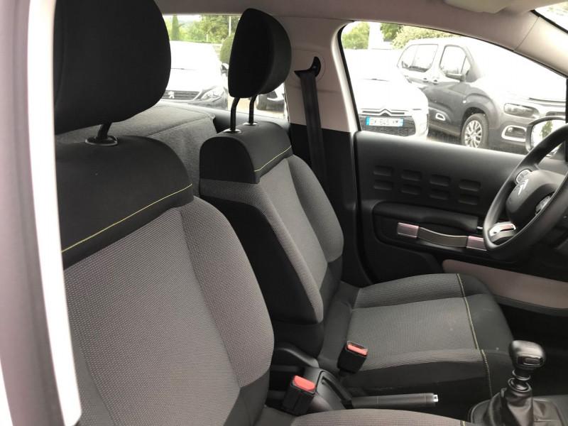 Photo 8 de l'offre de CITROEN C3 STE 1.6 BLUEHDI 100CH S&S FEEL NAV E6.D-TEMP à 10500€ chez Brignais automobiles